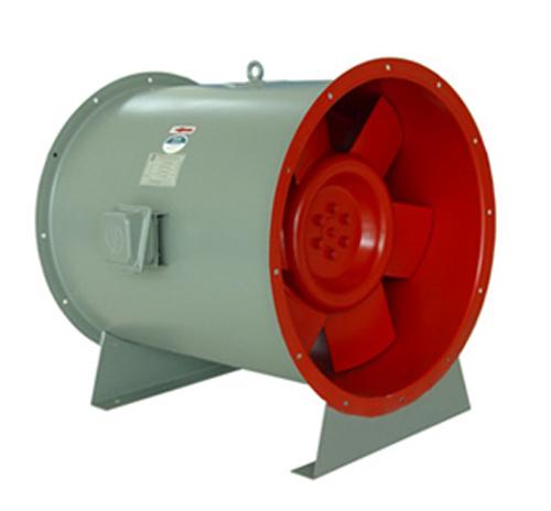 高效低噪斜流风机