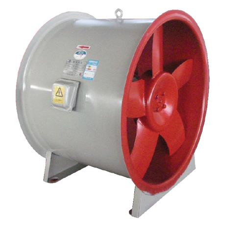 CDZ型系列超低噪声轴流风机