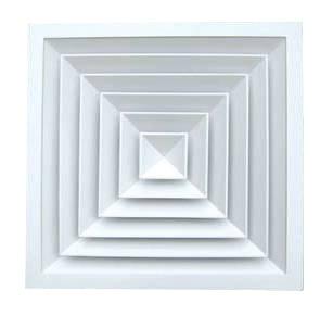 山东方形,矩形散流器